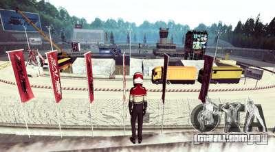 Miytomi para GTA San Andreas por diante tela
