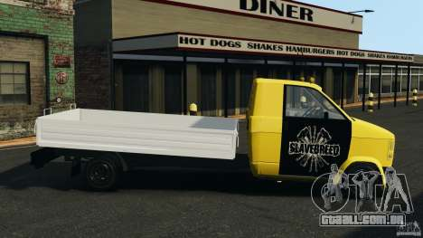 Chevrolet Yankee v1.0 [Beta] para GTA 4 esquerda vista