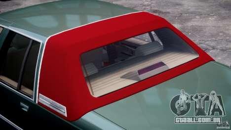 Buick Roadmaster Sedan 1996 v1.0 para GTA 4