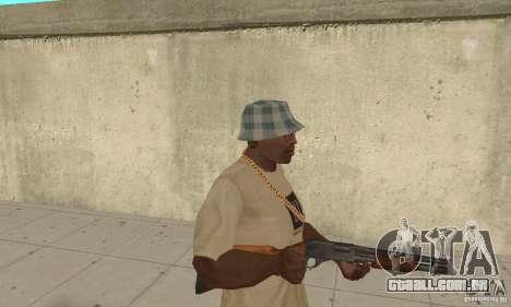 M870 para GTA San Andreas segunda tela