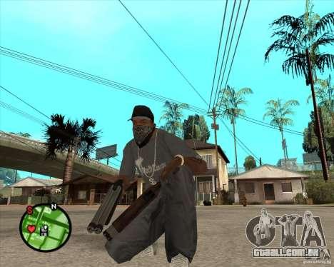 Estepe novo para GTA San Andreas segunda tela