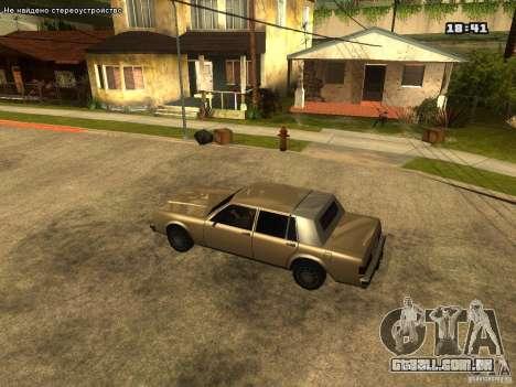 ENB para laptops para GTA San Andreas