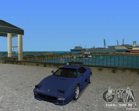 Ferrari F355 para GTA Vice City
