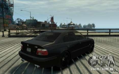 BMW M5 E39 para GTA 4