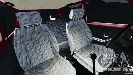 VAZ 21214 Niva (Lada 4x4) para GTA 4 vista interior