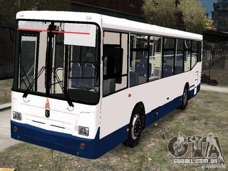 Nefaz-5299 10-15 para GTA 4