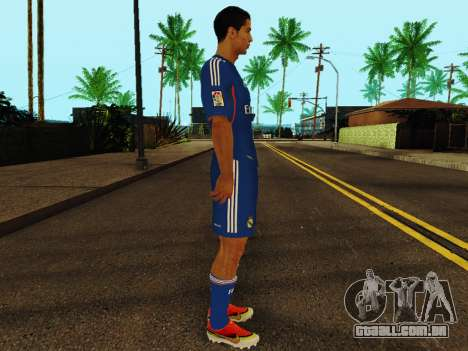 Cristiano Ronaldo v2 para GTA San Andreas segunda tela