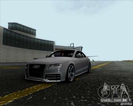 Audi RS5 para GTA San Andreas
