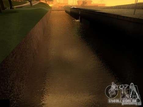 ENB project by jeka para GTA San Andreas