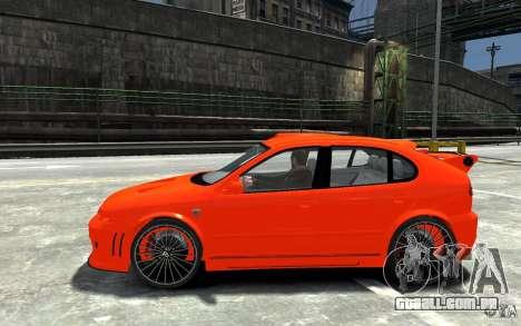 Seat Leon Cupra R para GTA 4 esquerda vista