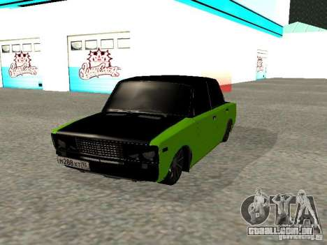 VAZ 2106 HUlK para GTA San Andreas