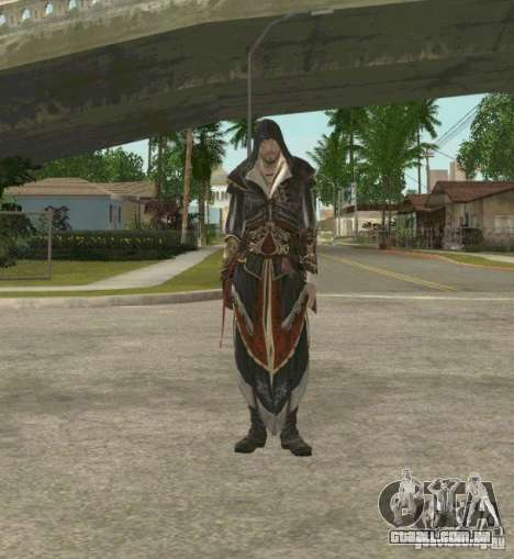 Assassins skins para GTA San Andreas décimo tela
