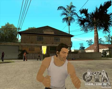 Pele Tommy Vercetti v1 FINAL para GTA San Andreas terceira tela