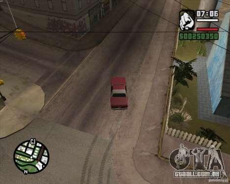 Câmera como em GTA Chinatown Wars para GTA San Andreas