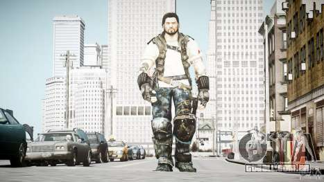 Jim Raynor para GTA 4 segundo screenshot