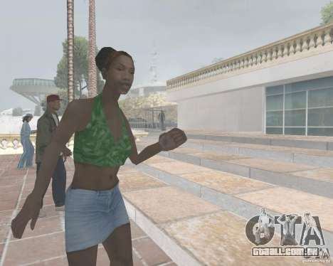 Madd Doggs party para GTA San Andreas por diante tela