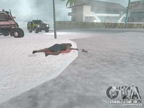Dinheiro novo para GTA San Andreas quinto tela