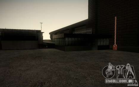 SF Army Re-Textured ll Final Edition para GTA San Andreas twelth tela