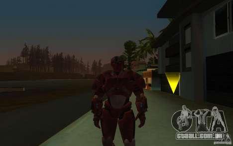 Sektor para GTA San Andreas
