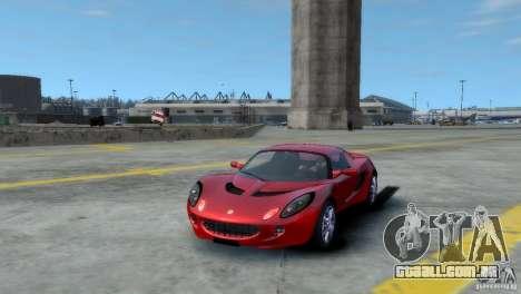 Lotus Elise para GTA 4