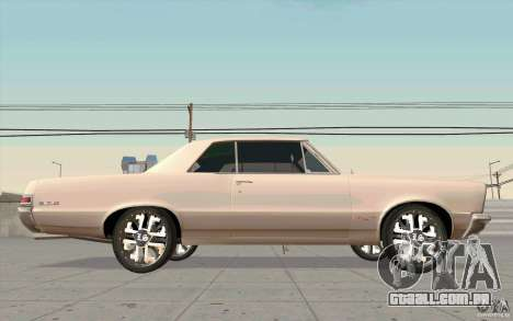 SPC Wheel Pack para GTA San Andreas décimo tela