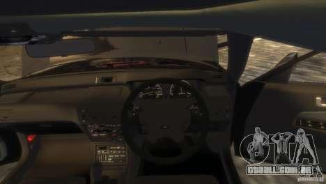 Mitsubishi Galant Stance para GTA 4 vista direita