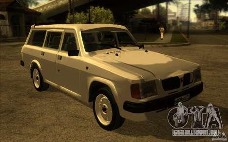GAZ Volga 311021 para GTA San Andreas