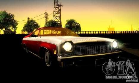 UltraThingRcm v 1.0 para GTA San Andreas sexta tela