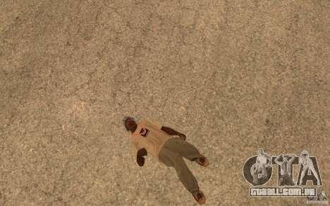 Life para GTA San Andreas sétima tela