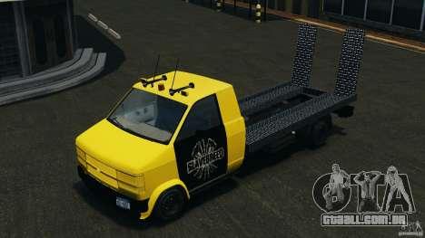 Chevrolet Yankee v1.0 [Beta] para GTA 4 vista lateral