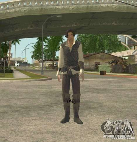 Assassins skins para GTA San Andreas segunda tela