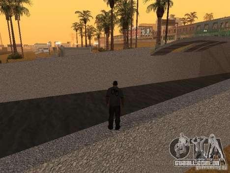HD Santa Maria Beach para GTA San Andreas sexta tela