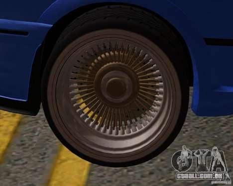 Z-s wheel pack para GTA San Andreas terceira tela