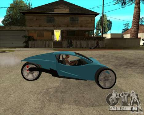AP3 cobra para GTA San Andreas vista direita