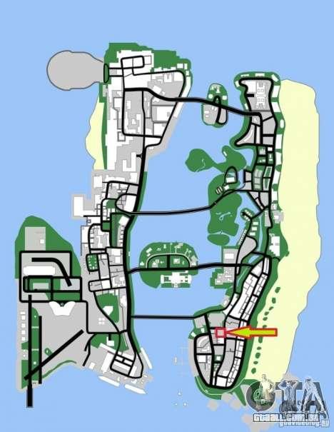 Aral Tankstelle Mod para GTA Vice City quinto tela