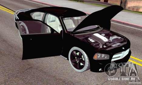 Dodge Charger Fast Five para o motor de GTA San Andreas
