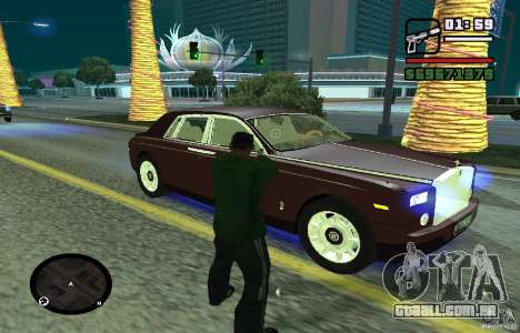 New Effects [HQ] para GTA San Andreas quinto tela