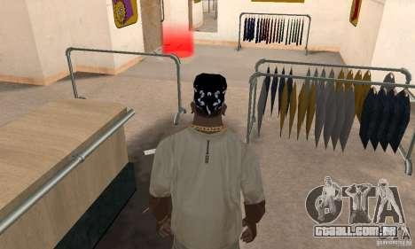 Bandana CS para GTA San Andreas