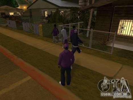 Ballas 4 Life para GTA San Andreas