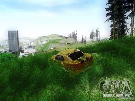 ENBSeries Beta para GTA San Andreas segunda tela