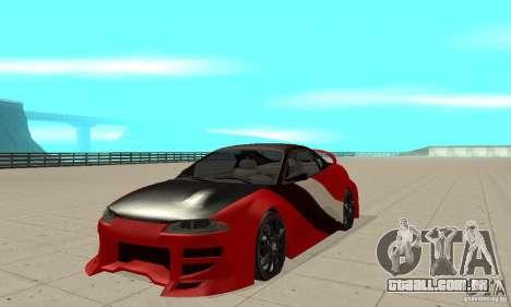 Mitsubishi Eclipse - Tuning para GTA San Andreas