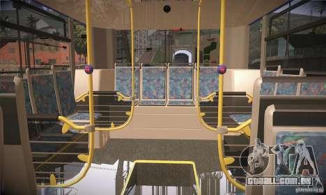 Reboque Design X GL 3 para GTA San Andreas vista traseira