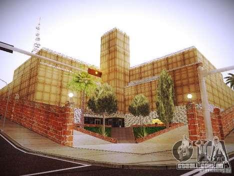 O novo hospital de Los Santos para GTA San Andreas