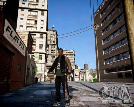 Bad Niko para GTA 4 décimo tela