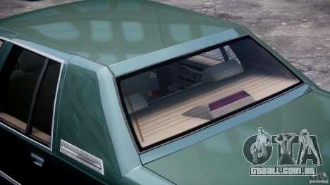 Buick Roadmaster Sedan 1996 v1.0 para GTA 4 rodas