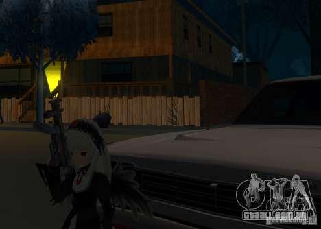 Anime Characters para GTA San Andreas segunda tela