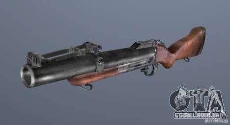 Grims weapon pack2 para GTA San Andreas oitavo tela