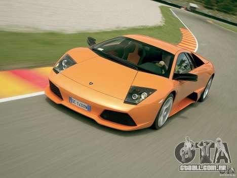 Lamborghini Loadscreens para GTA San Andreas