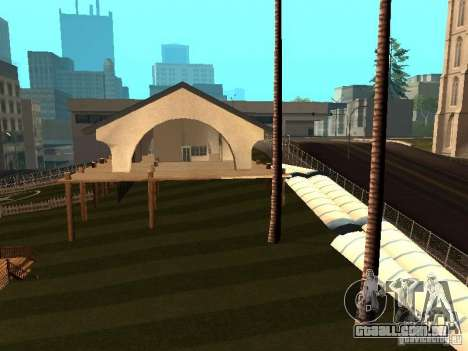 Villa em San Fierro para GTA San Andreas segunda tela