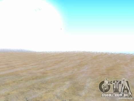 Água de HQ para GTA San Andreas
